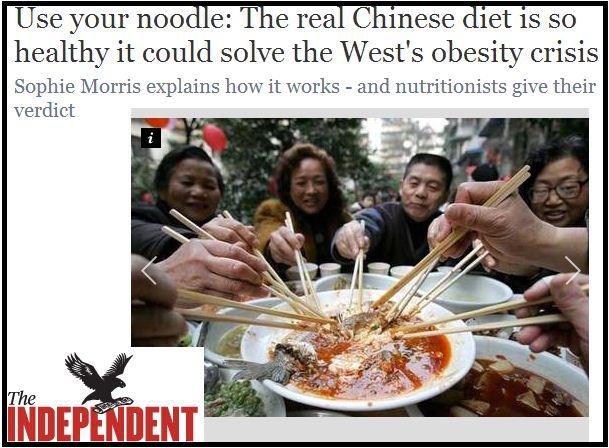 רויטל שבי - יתרונות הדיאטה הסינית