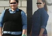 תמונה לפני אחרי דיאטה